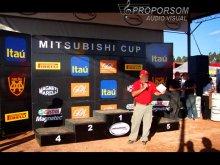 Mitsubishi Cup (Sonorização e Tendas)